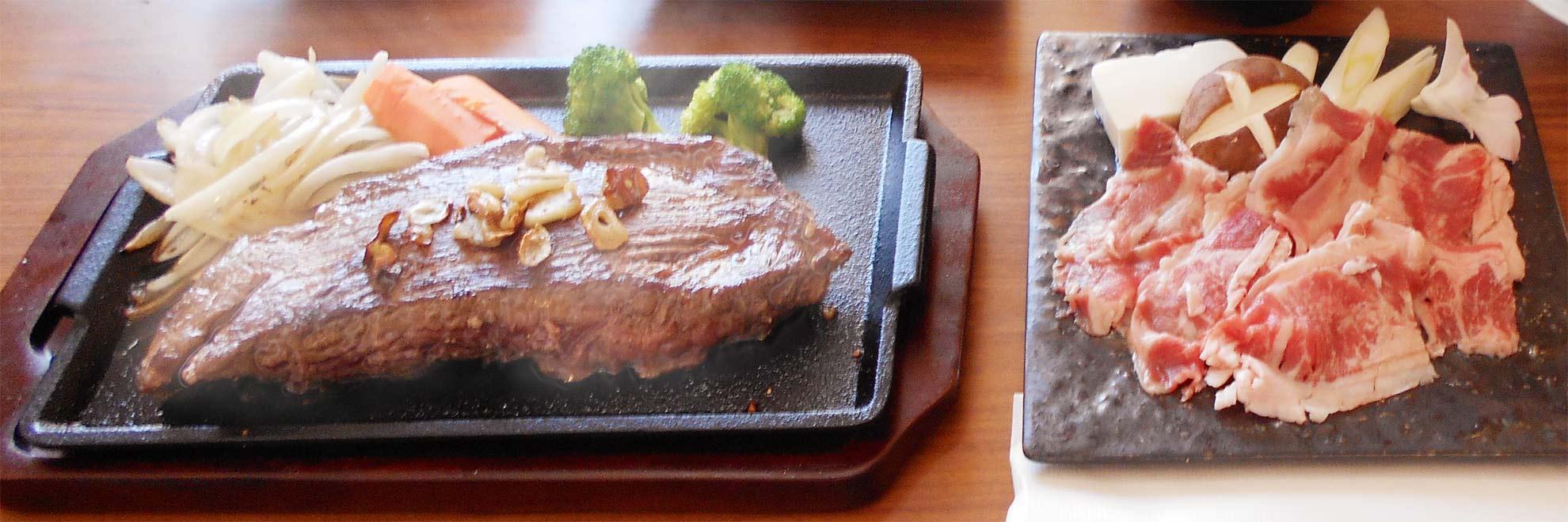 A5ランク牛使用ステーキハウス【海亭汐風】